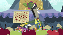 General Discord showing Big Mac's map S9E23