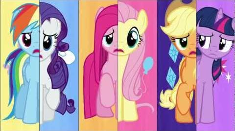 My Little Pony Friendship is Magic - What My Cutie Mark Is Telling Me 1080p
