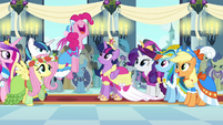 "Pinkie Pie ""best coronation day ever!"" S03E13"