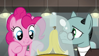 "Pinkie Pie ""you were sticking"" S9E14"