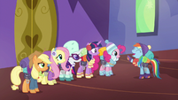 """Rainbow Dash """"I totally want in!"""" S6E17"""