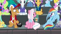 "Rainbow Dash going ""whaaaa"" S9E6"