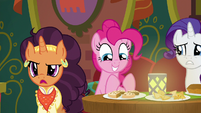 """Saffron """"your attitude isn't going to bring anyone in!"""" S6E12"""