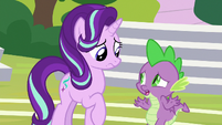 Spike -why didn't you just talk to Discord-- S8E15