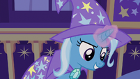 Trixie using her unicorn magic S7E24