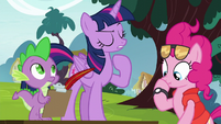 """Twilight """"not something to be messed with"""" S5E22"""