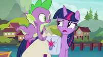 "Twilight ""she's just filling her days"" S9E5"