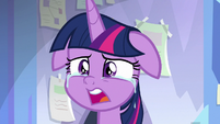 "Twilight Sparkle ""I'm scared"" S9E25"