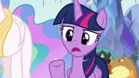 """Twilight Sparkle """"I promise you"""" S8E2"""