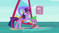 Twilight starting to get frustrated S9E5