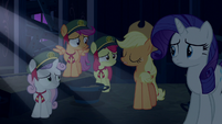 Applejack --haven't changed for years-- S6E15