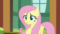 "Fluttershy ""with something special, too"" S7E5"