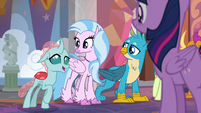 """Ocellus """"we know it's too early to pick"""" S8E9"""