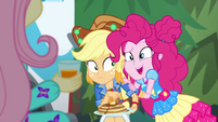 """Pinkie """"what do you call a PostCrush fan"""" EGSBP"""