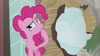 Pinkie Pie thinking S5E8