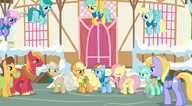 Ponyville in Chaos S1E11