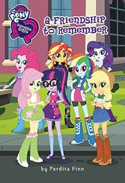 Portada de Equestria Girls A Friendship to Remember.jpg