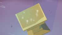 Power Ponies comic vanishes S4E06