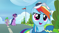 """Rainbow """"I know we can pull it off!"""" S9E26"""