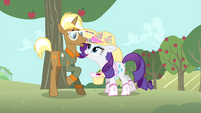 Rarity 'Oh, why, Trend' S4E13
