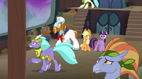 Rockhoof and crew startled and confused S8E21