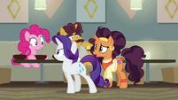 """Saffron Masala """"nopony will even try our food!"""" S6E12"""