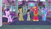 "Starlight ""our students and their parents"" S9E20"