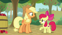 """Apple Bloom """"you and me set traps together"""" S9E10"""