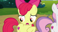 Apple Bloom -that doesn't make a lick of sense- S7E21