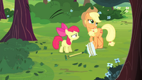 "Applejack ""I don't know"" S4E17"