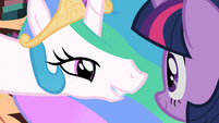"""Celestia """"When and only when you happen to discover them"""" S2E3"""