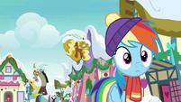 "Discord ""fastest pony in Equestria"" MLPBGE"
