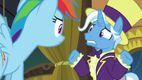 Jack Pot doesn't know what to do S8E5