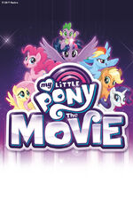 MLP The Movie Mane Six and Spike mobile wallpaper