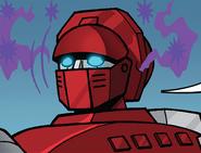 MLP Transformers II issue 4 Warpath