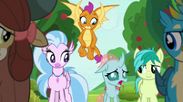 """Ocellus guessing """"apples?"""" S8E9"""