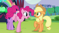 """Pinkie """"of the Helping Hooves Music Festival!"""" S5E24"""