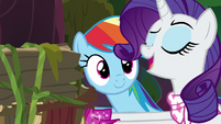 """Rarity """"you don't know everything about me"""" S8E17"""