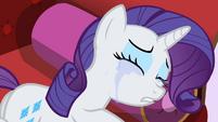 Rarity lay down crying S2E3