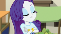Rarity refuses to suspect Chestnut Magnifico EGS2