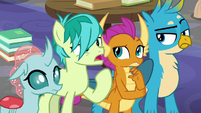 """Sandbar """"what does that have to do"""" S8E22"""