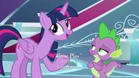 "Twilight ""Princess Celestia has always"" S8E7"