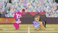 Wind Sprint kicks the ball again S9E6