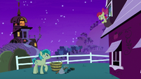 """Apple Bloom """"Cozy Glow was in charge"""" S8E25"""