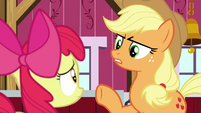 """Applejack """"there's a time for fun"""" S9E10"""
