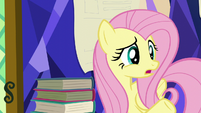 """Fluttershy """"that happened five minutes ago"""" S5E23"""