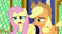 """Fluttershy """"trying to make you feel better"""" S9E26"""