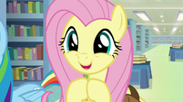 """Fluttershy """"with two T's"""" S9E21"""