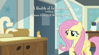 Fluttershy -I can't believe a flower did this- S7E20
