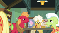 """Goldie """"that's right, young filly"""" S9E10"""